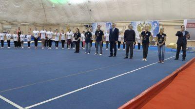 мастер-класс по спортивной гимнастике