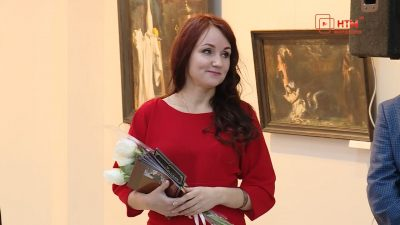 Выставка Олеси Филипени - «Поэзия живописи»