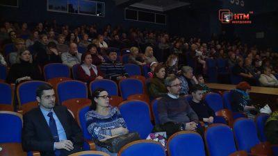 10 января во Дворце культуры и искусств Мордовского университета прошел рождественский концерт