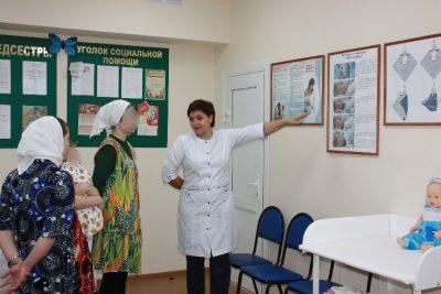 Школа молодой матери открылась в УФСИН