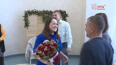Галина Ковалева в перинатальном центре