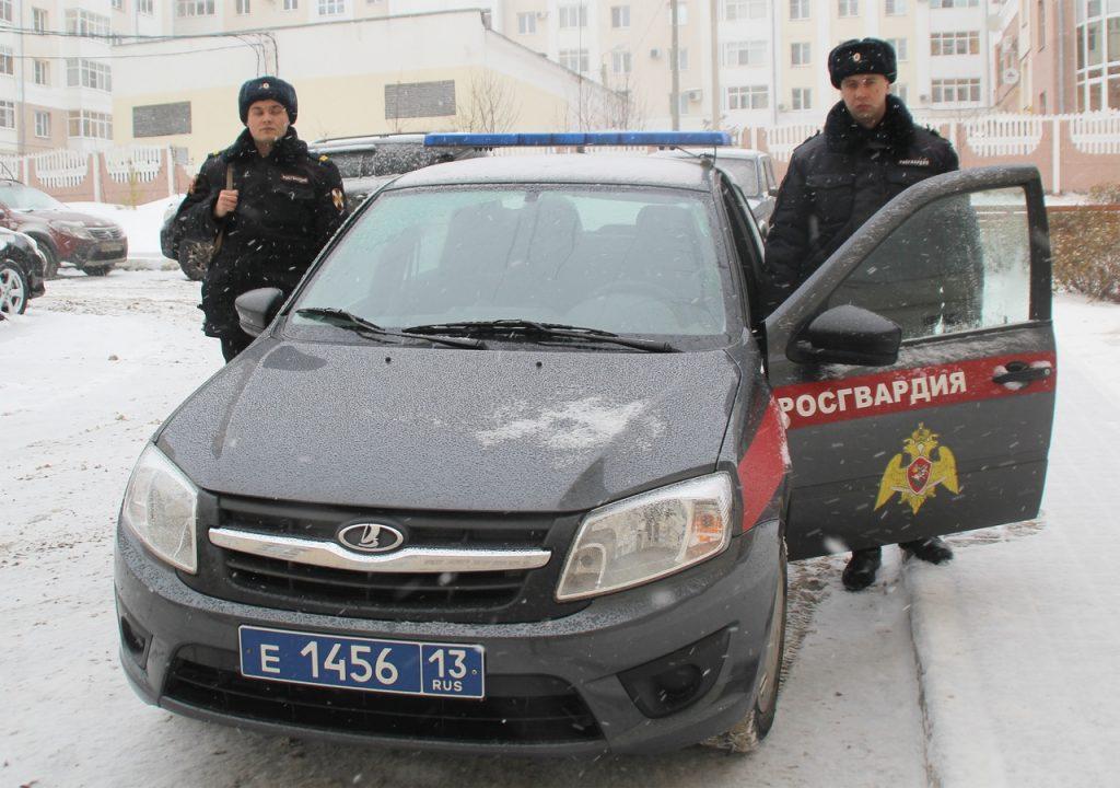 В Краснослободске поймали похитительницу алкоголя