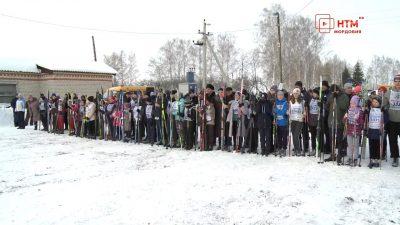 Соревнования в Поводимово